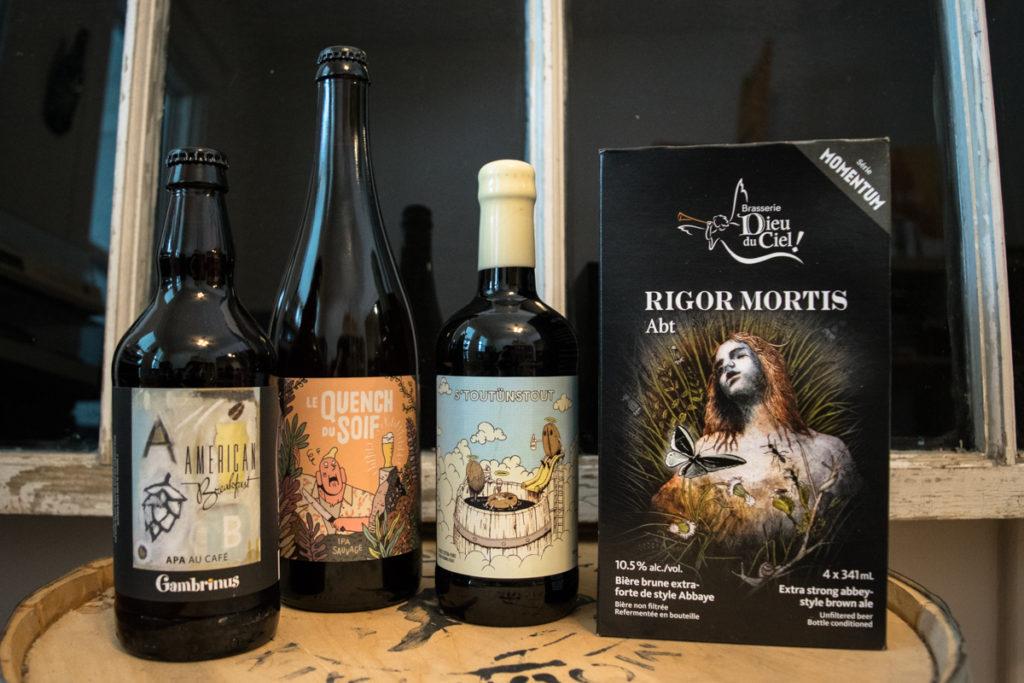 bières nouveautés vent du nord
