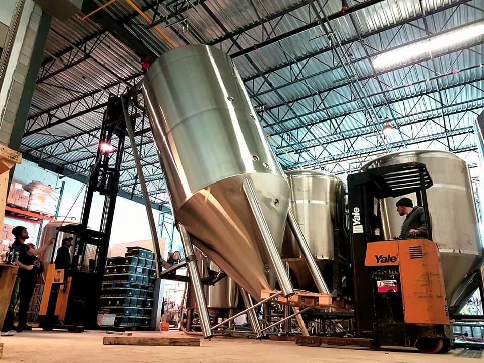 simple malt fermenteurs 10 000 litres
