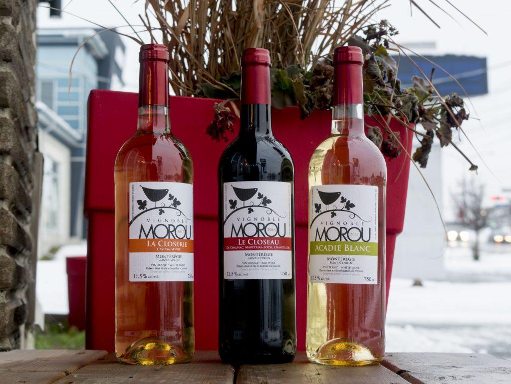 Vins Morou