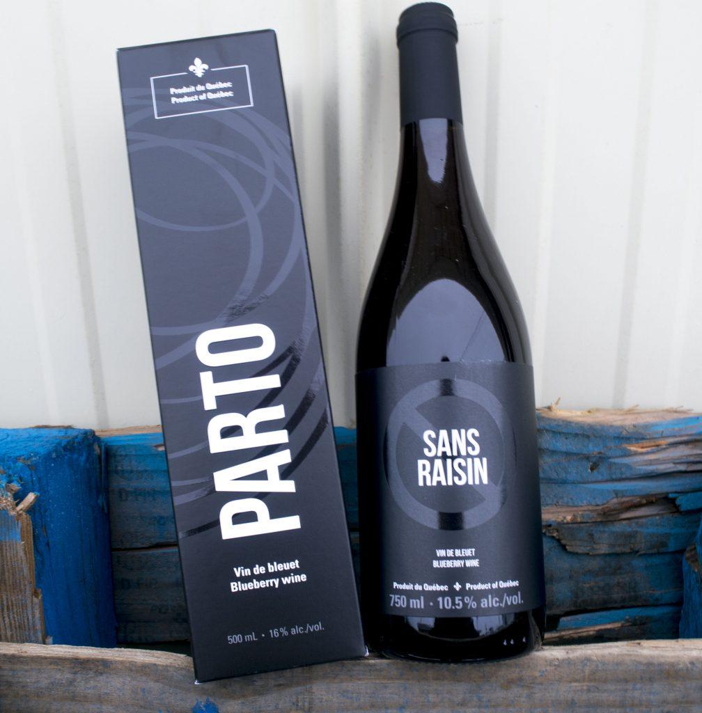Vin québécois